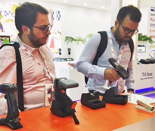 迪拜GITEX展,销邦科技